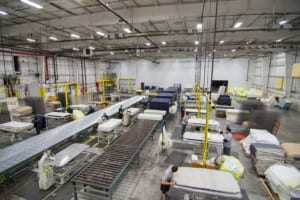 Manufacturing Facilities at American Bedding