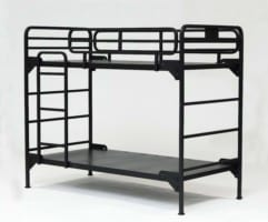 Model 4500 Solid Panel Bunk