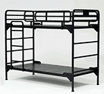 4500 Solid Panel Bunk Bed